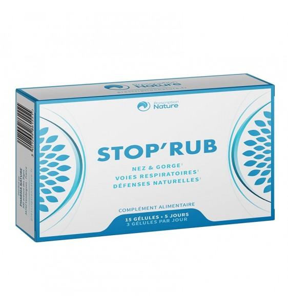 STOP'RUB - 15 gélules