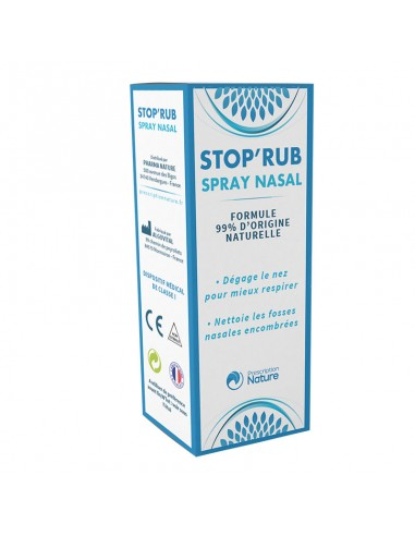 STOP'RUB - SPRAY NASAL