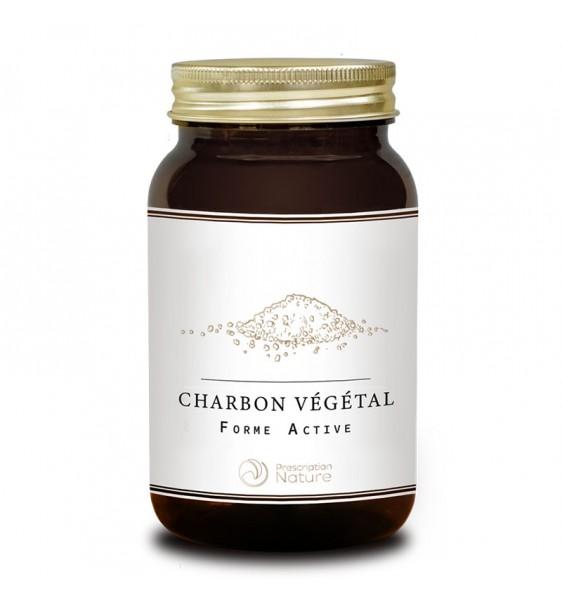 CHARBON VEGETAL - 45 gélules