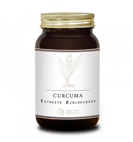 CURCUMA BIO - 45 gélules