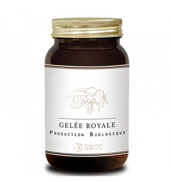 GELEE ROYALE BIO - 45 gélules