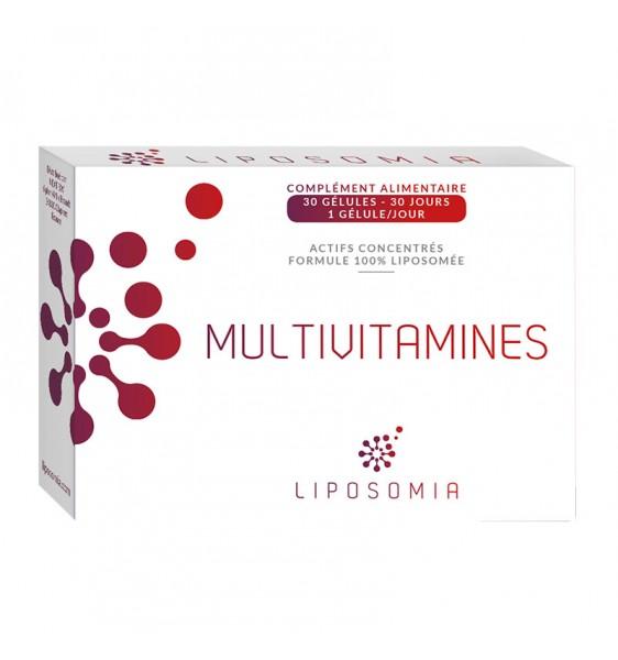 MULTIVITAMINES LIPOSOMIA -...