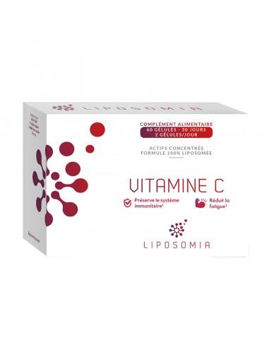 VITAMINE C LIPOSOMIA - 60 gélules