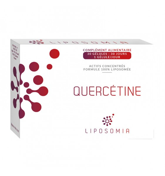 QUERCETINE LIPOSOMIA - 30...