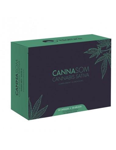 CANNASOM - 30 gél + 30 cap